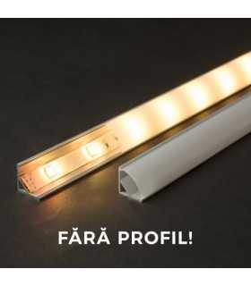 Ecran opal pentru profil aluminiu LED 2000mm Phenom