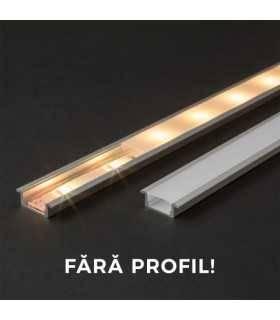 Ecran opal pentru profil aluminiu LED 2000mm 41011M2 Phenom