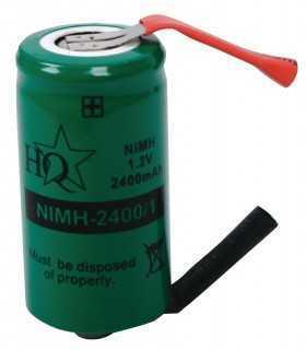 Acumulator NI-MH 1.2V 2400mAh tip lipire HQ