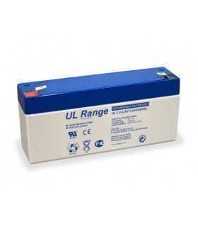 Acumulator plumb acid 6V 3.4Ah Ultracell UL3.4-6