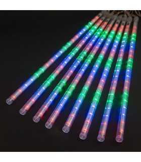 Iluminare 8 Turturi 50cm Meteor LED multicolor 100-240V 8.4W PHENOM LIGHTING TECHNOLOGY