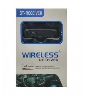 Bluetooth Receptor V4.1 +cititor microSD TF la JACK 3.5mm cu acumulator RR02-CR BT