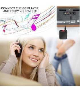 Bluetooth Emitator si Receptor V4.1 la JACK 3.5mm RRTR01 BT