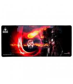 Mouse Pad and Keyboard MAT WARRIOR KRUGER&MATZ 890x400mm cauciuc anti-alunecare