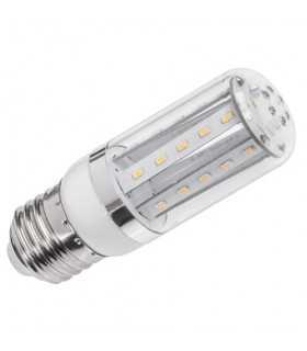 Bec LED 34x 5050 4.5W E27 385lm 2900K alb cald Vipow