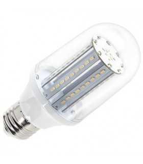Bec LED 80 SMD 3014 E27 3000K alb cald 5.2W 500lm Vipow
