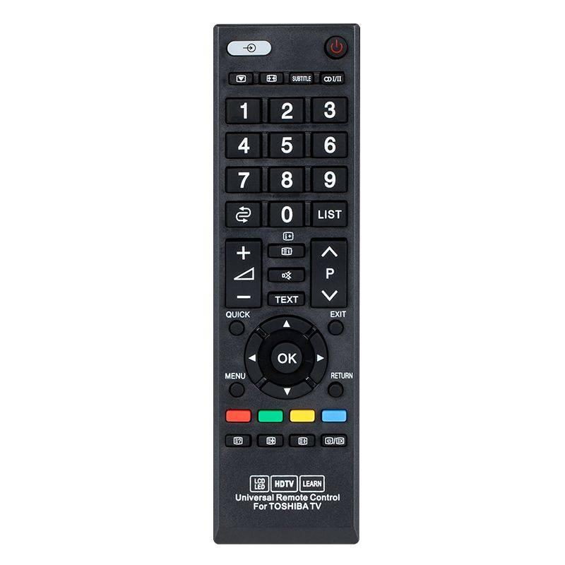 Telecomanda universala LED TV TOSHIBA