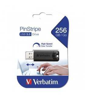 Memorie USB Flash Drive 256GB USB3.0 PinStripe VERBATIM