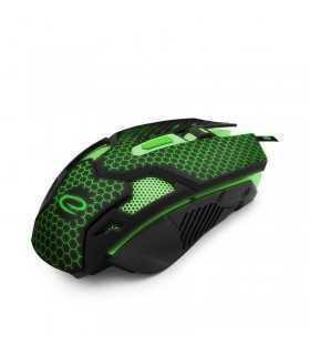 Mouse optic USB gaming 800 1200 1600 2400DPI 6 butoane COBRA ESPERANZA