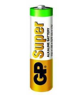 Baterie Super alcalina GP R6 AA 1.5V 1buc infoliat