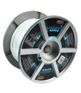 Cablu difuzor 2x1.5mm2 OFC Cupru flexibil alb Profesional Profigold