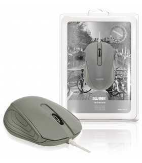 Mouse optic 3 butoane 1000DPI USB Amsterdam Sweex