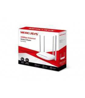 Router wireless N 300Mbps 4 antene fixe Mercusys