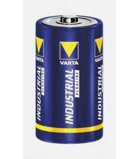 Baterie alcalina Varta industrial R14 C infoliat 1buc