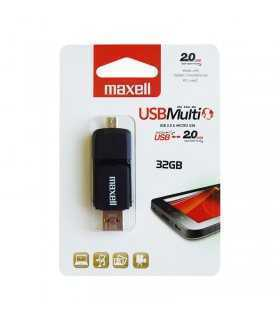 Flash drive USB 2.0 OTG 32GB BUMBLEBEE Maxell