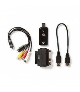 Kit conversie format video analog in format video digital Nedis
