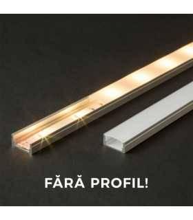 Ecran opal pentru profil aluminiu LED 1000mm 41010M1 Phenom