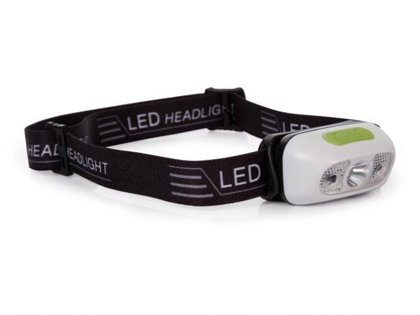 Lanterna frontala LED reincarcabila cu senzor ON/OFF Velleman