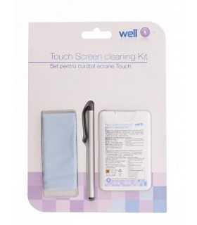 Set curatat cu lichid pentru iPad-uri solutie material textil touch pen Well