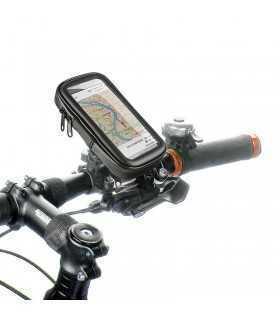 Suport cu Husa telefon prindere bicicleta 82x160mm SAND ESPERANZA