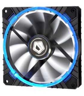 Ventilator ID-Cooling CF-14025-B 140mm 200-1300RPM Concentric Circular iluminare albastra