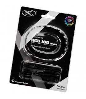 Banda LED Deepcool 100 iluminare alba 30cm