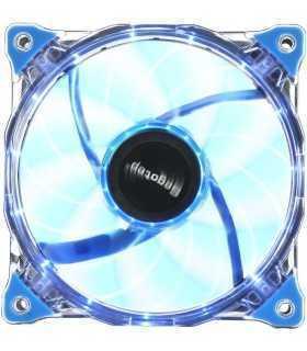 Ventilator Segotep Polar Wind 12cm cu iluminare albastra POLARWND-BL-BULK