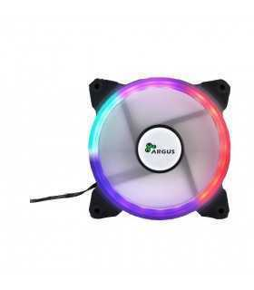 Ventilator Inter-Tech Argus RS01 120mm iluminare RGB