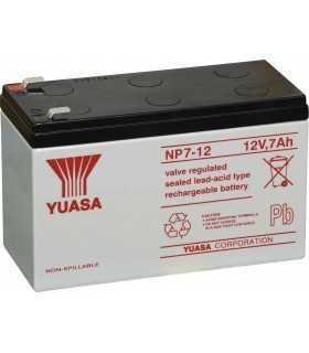 Acumulator plumb acid 12V7Ah VDS Yuasa