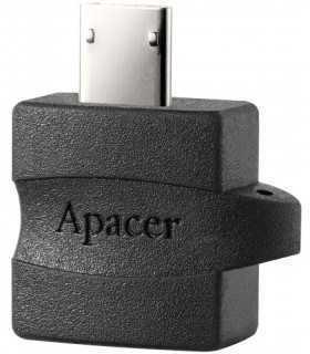 Adaptor USB 2.0 micro USB OTG Apacer negru