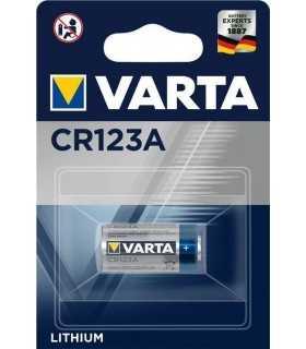 Baterie CR123A Varta lithium 3V 1600mA