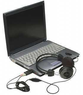 Adaptor sunet Hi-speed USB 3-D 150859 Manhattan