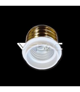 Adaptor bec cu soclu E40-E27 V-TAC