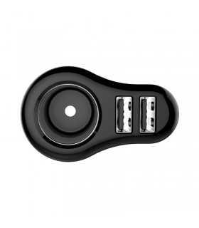 Adaptor auto Golf C14 2x USB 2.1A Bricheta auto
