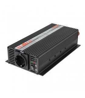 Invertor 24V-230V 1000W