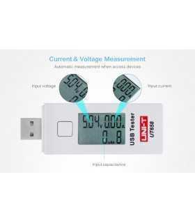 Tester USB UT658 UNI-T