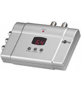 Modulator audio-video la semnal VHF/UHF Goobay