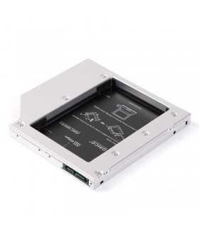 """Rack caddy 12.7mm HDD/SSD SATA I/II/III de 2.5"""" Orico LX Series L127SS Laptop Hard Drive Mount"""