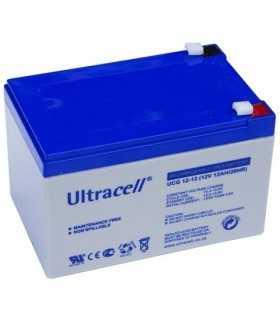 Acumulator 12V 12Ah plumb acid cu gel Ultracell