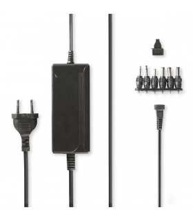 Alimentator Universal curent continuu 5 6 7.5 9 12 13.5 15V 36W max. Nedis