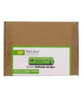 Acumulator AA R6 NIMH Recyko GP 2000mAh