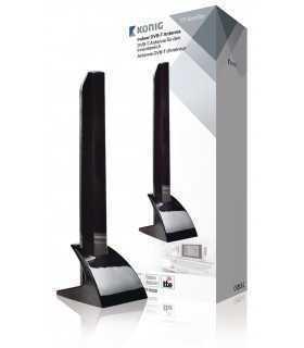 Antena DVB-T de interior design minimalist 15dB Valueline