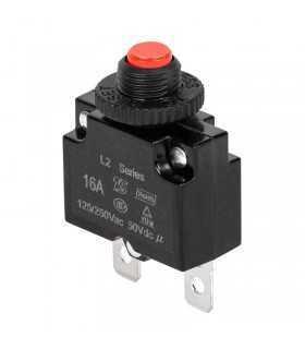 Intrerupator protectie termica reset 16A 230V