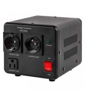 Convertor tensiune 230V - 110V 800W 1000VA KEMOT