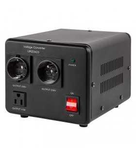Convertor tensiune 230V - 110V 1600W 2000VA KEMOT