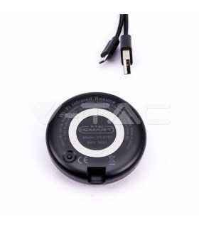Controller universal SMART infrarosu negru V-TAC
