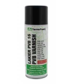 Spray lac izolator pentru circuite imprimate PVB16 400ml TermoPasty
