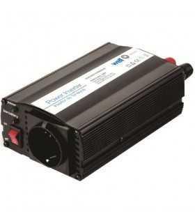 Invertor de tensiune 24V-220V 300W cu USB 1A Well