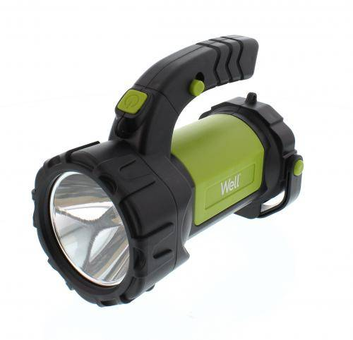 Lanterna industriala Well cu LED-uri 350lm 200m