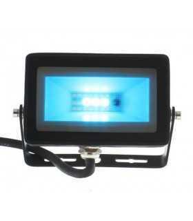 Proiector cu LED 7W 470lm IP65 RGB multicolor cu telecomanda Well